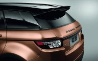 Land Rover Evoque 28 Background Wallpaper