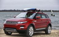 Land Rover Evoque 36 Car Background