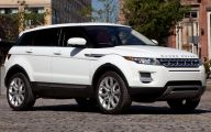 Land Rover Evoque 7 Wide Wallpaper