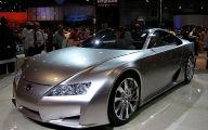 Lexus Sports Car 27 Car Background