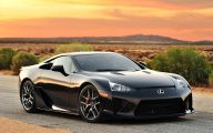 Lexus Sports Car 5 Cool Wallpaper