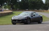 Maserati Granturismo 11 Wide Car Wallpaper