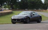 Maserati Granturismo 11 Wide Car Wallpaper