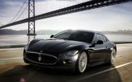 Maserati Granturismo 13 Desktop Background