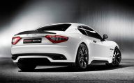 Maserati Granturismo 16 Background