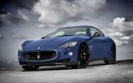 Maserati Granturismo 21 Cool Hd Wallpaper