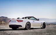 Maserati Granturismo 22 Desktop Background