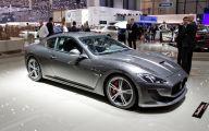 Maserati Granturismo 24 Car Desktop Background