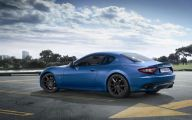 Maserati Granturismo 28 Hd Wallpaper