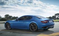 Maserati Granturismo 29 High Resolution Wallpaper