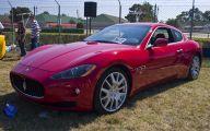 Maserati Granturismo 31 Wide Wallpaper