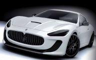 Maserati Granturismo 32 Car Desktop Background