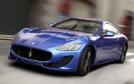 Maserati Granturismo 33 Free Hd Wallpaper