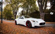 Maserati Granturismo 34 Cool Wallpaper