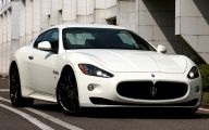 Maserati Granturismo 9 Wide Car Wallpaper