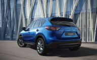 Mazda Cx5 17 Car Background