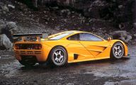 Mclaren F1 27 Wide Wallpaper