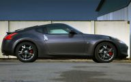 Nissan 370Z 17 Widescreen Car Wallpaper