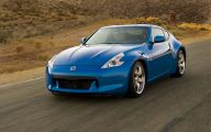Nissan 370Z 27 Car Desktop Wallpaper