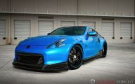Nissan 370Z 4 Wide Wallpaper