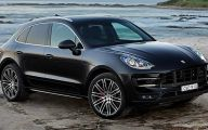 Porsche Macan 12 Widescreen Car Wallpaper