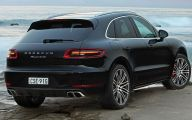 Porsche Macan 3 Car Desktop Wallpaper