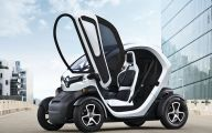 Renault Twizy 11 Car Desktop Wallpaper