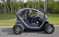 Renault Twizy 30 Car Desktop Wallpaper