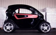 Renault Twizy 33 Background Wallpaper