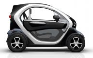 Renault Twizy 8 Car Background Wallpaper