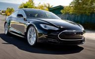 Tesla Dual Motor Model S  13 Car Background Wallpaper
