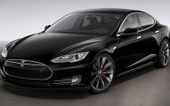 Tesla Dual Motor Model S  17 Cool Car Hd Wallpaper