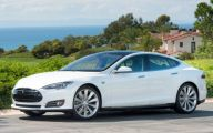 Tesla Dual Motor Model S  24 Widescreen Wallpaper