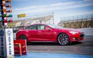 Tesla Dual Motor Model S  6 High Resolution Car Wallpaper