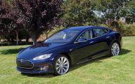 Tesla Model S 1 Cool Car Wallpaper