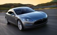 Tesla Model S 10 Free Wallpaper