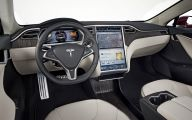 Tesla Model S 12 Car Background