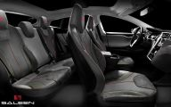 Tesla Model S 16 Free Car Wallpaper