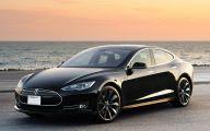 Tesla Model S 19 Free Wallpaper