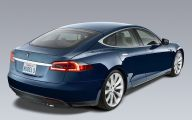 Tesla Model S 20 Car Desktop Wallpaper
