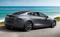 Tesla Model S 24 Cool Car Wallpaper