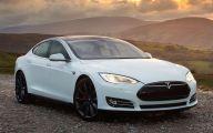 Tesla Model S 26 Cool Car Hd Wallpaper
