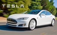 Tesla Model S 27 Hd Wallpaper