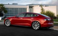 Tesla Model S 29 Desktop Background