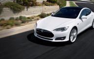 Tesla Model S 3 Cool Car Wallpaper