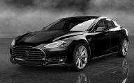 Tesla Model S 34 High Resolution Wallpaper