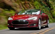 Tesla Model S 7 Cool Car Wallpaper