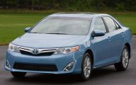 Toyota 2013 Camry 12 Car Background Wallpaper