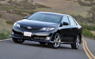 Toyota 2013 Camry 2 Free Wallpaper