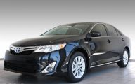 Toyota 2013 Camry 22 Wide Car Wallpaper